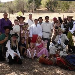 Guild of the Guilded! 2009 Pirate Fair in Ojai, California