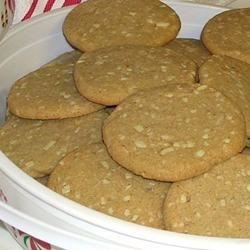 "Wainachsrollen Recipe - This recipe is adapted from my great-grandmother's recipe, that is over 100 years old.  I had to wait 40 years before my mother would share this recipe with me. This recipe tastes similar to the ""windmill"" cookies that they used to sell in our grocery store-but my family thinks that this version is much more flavorful and softer."