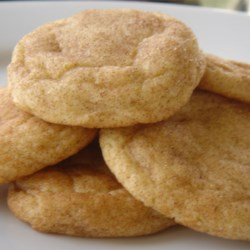 Snickerdoodles V Recipe - Is there anyone who doesn't like snickerdoodles? This recipe is a classic.
