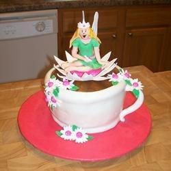 Tea Party/ Fairy Cake