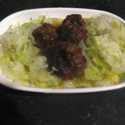 Marvelous Mongolian Meatballs Recipe - Meatballs with both beef and lamb get an Asian-style sauce in this recipe that can work at as appetizer or part of a main dish.