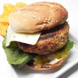 Grilled Tuna Patties Recipe - Cook these easy, quick tuna patties made with dry stuffing mix on the outdoor grill for a smoky taste.