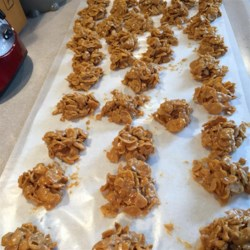 Frosted Corn Flake Cereal Clusters Photos - Allrecipes.com