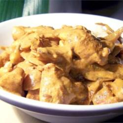 Chicken Korma II