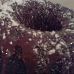 """TOO MUCH"" Chocolate Cake"
