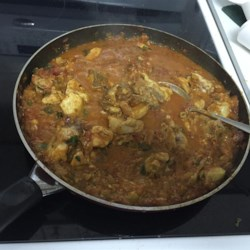 recipe: allrecipes indian chicken curry (murgh kari) [24]