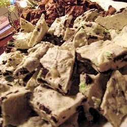 Oreo(TM)  Cookie Bark Recipe - This is really more of a candy  than a cookie, but it is always a hit on my cookie trays!!