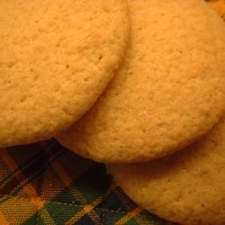 "Prize-Winning Sugar Cookies Recipe - I don't know where this recipe originated, but it was a favorite of my Mom's when I was growing up. Her notes on the recipe says, ""County Fair Winner"".  The dough is batter-like in consistency and cookies are very soft and cake-like."
