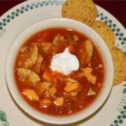 Chicken Torilla Soup V