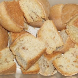 Zwieback Recipe - This is a recipe for German-style rolls that are baked twice.