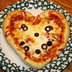 Valentine's Pizza
