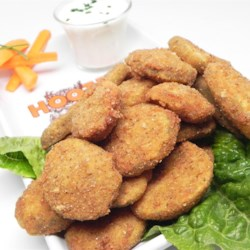 Incredible Edible Fried Pickles Recipe - These simple, delicious fried pickles are easy to make and a guaranteed hit!