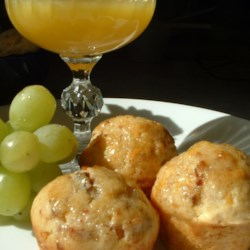 Cheesy Bacon Muffins