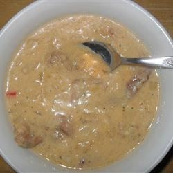 Hearty Ranch and Bacon Potato Soup