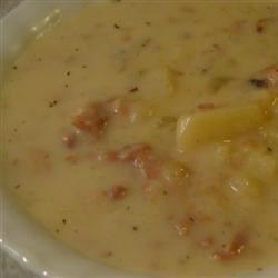 Delicious Ham and Potato Soup