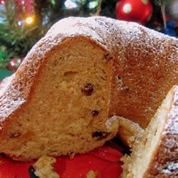 Rum and Eggnog Kugelhopf Recipe - This is a sweet twist on a yeast bread (also Gugelhupf or Kugelhupf) baked in Germany, Austria, and Central Europe. It's similar to the Italian Panettone and is traditionally baked in a fluted tube pan, but a Bundt pan works as well.