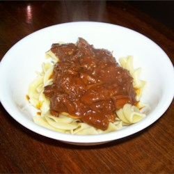 Beef Paprika Recipe - A hearty beef stew with complex, central-European flavor.