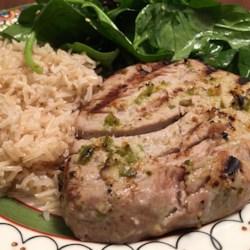 Grilled Jalapeno Tuna Steaks Photos - Allrecipes.com