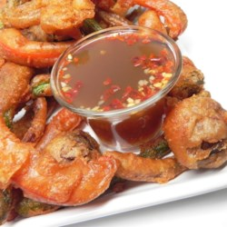 Nuoc Cham (Vietnamese Sauce) Recipe - Nuoc cham, a Vietnamese dipping sauce, is a perfect balance of sweet, sour, and salty made with fish sauce, lime juice, sugar, and garlic.