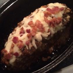 Bacon Mushroom Swiss Meatloaf Photos - Allrecipes.com