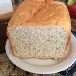 Herb Bread for Bread Machine Recipe - This recipe for the bread machine uses rosemary, oregano, and basil to mimic the bread served at Macaroni Grill(R).