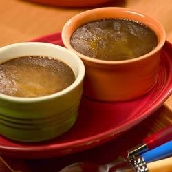 Indian Pudding Recipe - A slow baked corn meal pudding flavored with molasses.