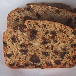 Fruited Sherry Bread