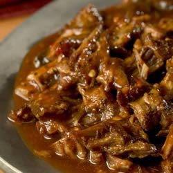 Pulled pork vinegar finishing sauce recipe