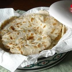 "Authentic Mexican Tortillas Recipe - I learned how to make these growing up watching my mother Alma. We have never used an actual ""recipe"", but for your convenience I came up with one."
