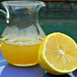 Lemon Syrup Recipe - This light and fresh lemon syrup is a delicious topping for cake, waffles, or whatever you can imagine.