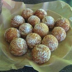 Coconut Aebleskiver