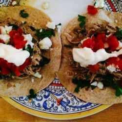 Charley's Slow Cooker Mexican-Style Pork Recipe - This hot-and-spicy Mexican-style pork has plenty of kick and is perfect for burritos, tacos, or any number of other Mexican-style dishes.