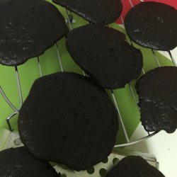 Mint Chocolate Cookies Recipe - If you like chocolate and mint, you'll love these cookies.
