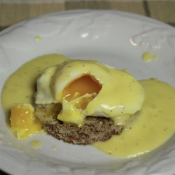 One-Minute Hollandaise Sauce Recipe - Make homemade hollandaise sauce in the microwave in no time with this quick and easy 5-ingredient recipe great for brunch or dinner.