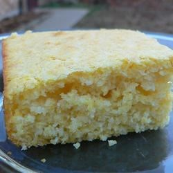 Cornbread II Recipe - This cornbread is so delicious and moist, you'll find yourself making more!
