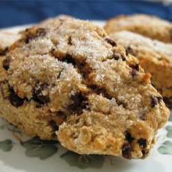 Scottish Oat Scones
