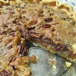 Pinto Bean Pie IV Recipe - This recipe tastes like pecan pie, but uses pinto beans instead of pecans!