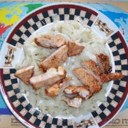 Lemon Barbeque Pork Chops