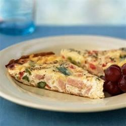 Rosemary Egg Frittata