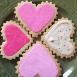 Old Fashioned Sugar Cookies I Recipe - Use cookie cutters and decorations for holiday cookies.