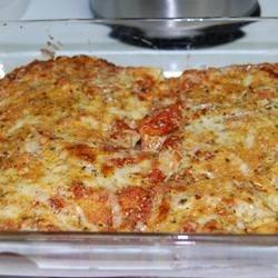 Emily's Manicotti Recipe - A very tasty, meaty recipe for manicotti lovers.