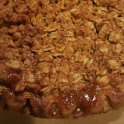 Dutch Apple Pie with Oatmeal Streusel Photos - Allrecipes.com