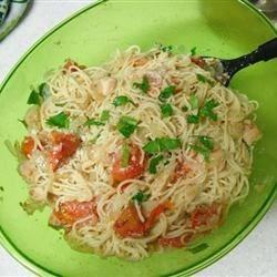 Basil Chicken & Vermicelli