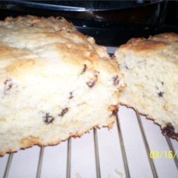 Grandpa McAndrew's Irish Soda Bread Recipe - My mom bugged grandpa for this recipe but he told her he didn't have one.  So, when he made the bread one day she captured each ingredient in a bowl and measured it and put it in the bowl he planned to mix it in!