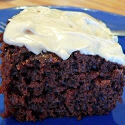 Sourdough Chocolate Cake Recipe - This cake recipe uses sourdough starter in the batter for a uniquely delicious cake with a strong milk chocolate flavor.