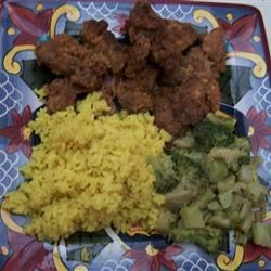 Fried Chicken Gizzards Recipe - Garlic powder is added to a simple breading to give a slightly different flavor to fried chicken gizzards.