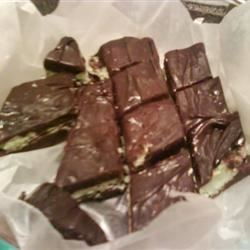 Mint Chocolate Fudge