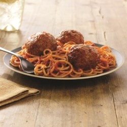 Johnsonville(R) Italian Meatballs Recipe - Using ground Italian sausage plus a few simple ingredients makes these flavorful meatballs extra-easy.