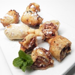 Easy deep fried chocolate bar recipe