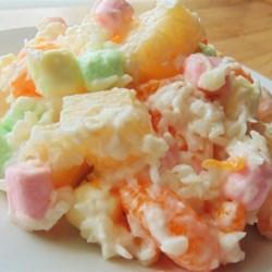 recipe: five cup salad marshmallows [29]
